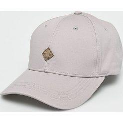 True Spin - Czapka Truely Small. Szare czapki i kapelusze damskie True Spin, z bawełny. W wyprzedaży za 49.90 zł.