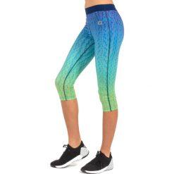 IQ Damskie legginsy EIRE II WMNS, kolor BISCAY GREEN TINTING, rozmiar S. Legginsy sportowe damskie marki DOMYOS. Za 56.64 zł.