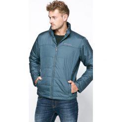 Columbia - Kurtka snowboardowa Horizons Pine Jacket. Zielone kurtki snowboardowe męskie Columbia, z materiału. W wyprzedaży za 899.90 zł.