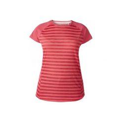 Berghaus Koszulka Stripe Ii Basecrew Ss Af Pink 18. Różowe koszulki sportowe damskie Berghaus, z materiału. W wyprzedaży za 109.00 zł.