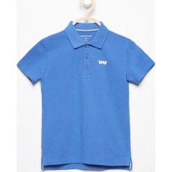 Koszulka polo - Niebieski. Niebieskie t-shirty dla chłopców Reserved. W wyprzedaży za 49.99 zł.