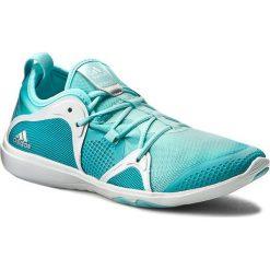 Buty adidas - adipure 360.4 W BA8728 Eneblu/Claqu. Zielone obuwie sportowe damskie Adidas, z materiału. W wyprzedaży za 269.00 zł.