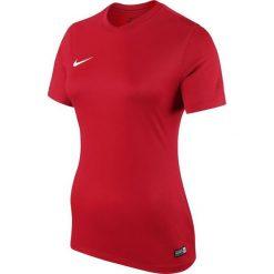 Nike Koszulka damska SS W Park VI JSY czerwony r. XL (833058 657). T-shirty damskie Nike. Za 79.00 zł.