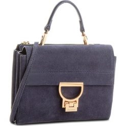 Torebka COCCINELLE - CD6 Arlettis Suede E1 CD6 55 B7 01 Bleu B11. Niebieskie torebki do ręki damskie Coccinelle, ze skóry. W wyprzedaży za 799.00 zł.