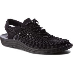 Sandały KEEN - Uneek 1014097 Black/Black. Sandały męskie marki Wojas. W wyprzedaży za 259.00 zł.