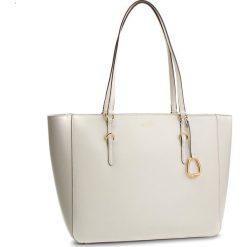 Torebka LAUREN RALPH LAUREN - Bennington 431687507005 Cream. Brązowe torebki do ręki damskie Lauren Ralph Lauren, ze skóry. Za 1,089.00 zł.