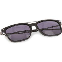Okulary przeciwsłoneczne BOSS - 0930/S Black 807. Czarne okulary przeciwsłoneczne damskie Boss, z tworzywa sztucznego. W wyprzedaży za 529.00 zł.