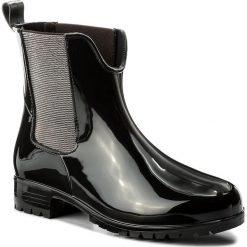 Kalosze TAMARIS - 1-25445-2 Black 001. Kozaki damskie marki DKNY. W wyprzedaży za 149.00 zł.