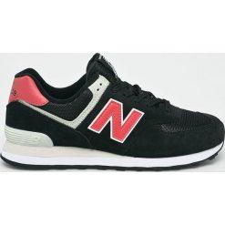 New Balance - Buty. Szare buty sportowe męskie New Balance, z gumy. Za 349.90 zł.