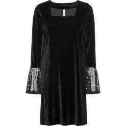 Sukienka bonprix czarny. Czarne sukienki damskie bonprix. Za 89.99 zł.