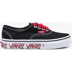 Vans - Tenisówki dziecięce Authentic. Buty sportowe dziewczęce Vans, z materiału. W wyprzedaży za 179.90 zł.