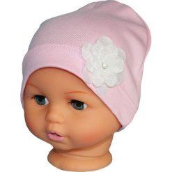 Czapka niemowlęca bawełniana W-72 N. Czapki dla dzieci marki Reserved. Za 18.57 zł.