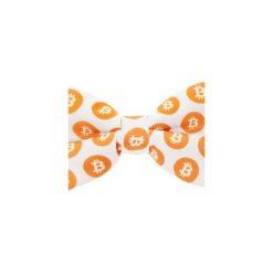Mucha White Bitcoin. Białe krawaty i muchy Underbeard. Za 89.00 zł.