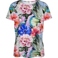 Colour Pleasure Koszulka damska CP-030 191 zielona r. XL/XXL. T-shirty damskie Colour Pleasure. Za 70.35 zł.