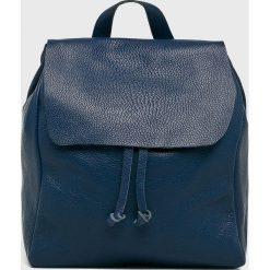 Answear - Plecak Stripes Vibes. Szare plecaki damskie ANSWEAR. W wyprzedaży za 169.90 zł.