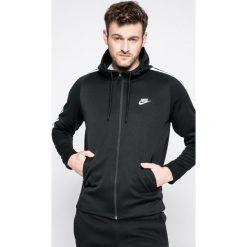 Nike Sportswear - Bluza. Czarne bluzy męskie Nike Sportswear, z bawełny. W wyprzedaży za 219.90 zł.