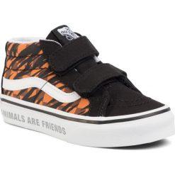 Sneakersy VANS Old Skool V VN0A344KPXP1 (Classic Tumble) Blk Mono