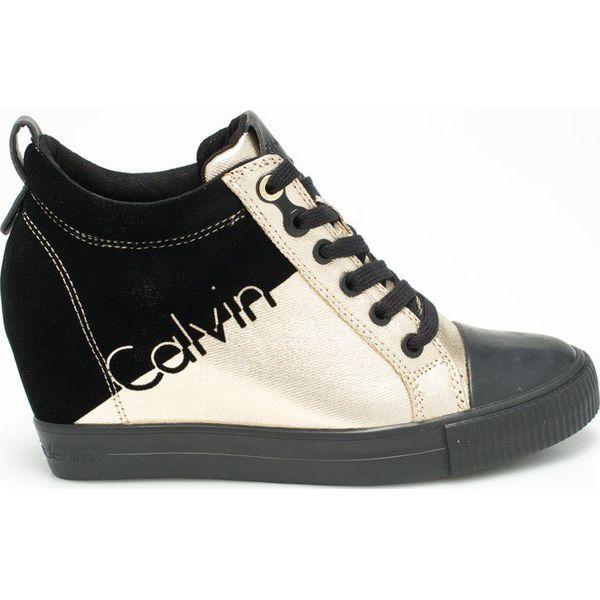 057166c5 Calvin Klein Jeans - Buty - Obuwie sportowe damskie Calvin Klein ...