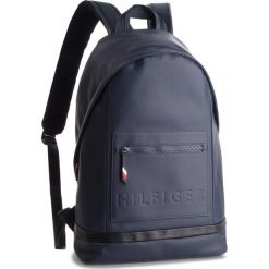Plecak TOMMY HILFIGER - Offshore Backpack AM0AM04231 902. Niebieskie plecaki damskie Tommy Hilfiger, ze skóry ekologicznej. Za 599.00 zł.