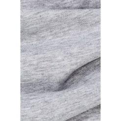 G-Star Raw - Bluzka. Szare bluzki damskie G-Star Raw, z bawełny, casualowe, z okrągłym kołnierzem. W wyprzedaży za 79.90 zł.