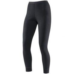 Devold Damskie Spodnie Expedition Woman Long Johns, Black, M. Czarne spodnie sportowe damskie Devold, z wełny. Za 299.00 zł.