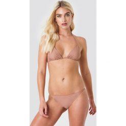 NA-KD Swimwear Dół bikini z cienkim paseczkiem - Pink. Różowe bikini damskie NA-KD Swimwear. Za 32.00 zł.