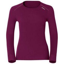 Odlo Koszulka tech. Odlo Shirt l/s crew neck WARM - 152021 - 152021S. T-shirty damskie Odlo. Za 128.74 zł.