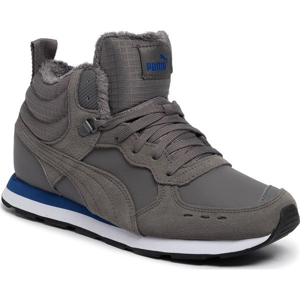 Sneakersy PUMA Vista Mid Wtr 369783 02 CasterockGalaxy Blue