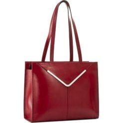 Torebka CREOLE - RBI10154 Czerwony. Czerwone torebki do ręki damskie Creole, ze skóry. W wyprzedaży za 279.00 zł.