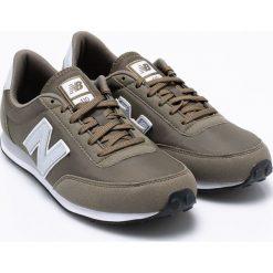 New Balance - Buty U410OLG. Szare buty sportowe męskie New Balance, z materiału. W wyprzedaży za 229.90 zł.