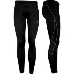 Newline  Długie kompresyjne spodnie unisex r. XL czarne - 14444-XL. Spodnie sportowe męskie Newline. Za 209.00 zł.
