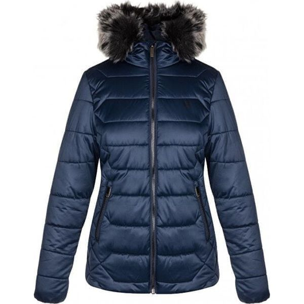 Loap Damska kurtka Tasia Dress Blue CLW19103 L13L (Rozmiar S)