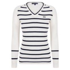 Giorgio Di Mare Sweter Damski S Biały. Białe swetry damskie Giorgio di Mare. W wyprzedaży za 159.00 zł.