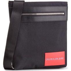 Saszetka CALVIN KLEIN JEANS - Sp Essential + Flat Pack K40K400800 Black 001. Czarne saszetki męskie Calvin Klein Jeans, z jeansu, młodzieżowe. Za 299.00 zł.