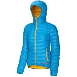 Ocun Kurtka Puchowa Tsunami Women Blue/Yellow L. Niebieskie kurtki sportowe damskie Ocun, z materiału. Za 609.00 zł.