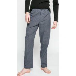 Calvin Klein Underwear - Spodnie piżamowe. Szare piżamy męskie Calvin Klein Underwear, z bawełny. W wyprzedaży za 129.90 zł.
