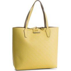 Torebka GUESS - HWEM64 22250 LET. Brązowe torby na ramię damskie Guess. W wyprzedaży za 449.00 zł.