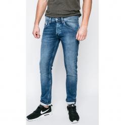 Pepe Jeans - Jeansy. Niebieskie jeansy męskie Pepe Jeans. W wyprzedaży za 349.90 zł.