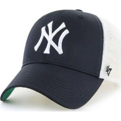 47brand - Czapka New York Yankees. Czarne czapki i kapelusze męskie 47brand. Za 89.90 zł.
