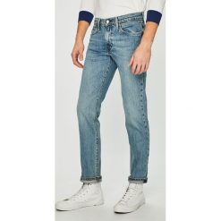 Levi's - Jeansy Coho Creek. Brązowe jeansy męskie Levi's. Za 369.90 zł.