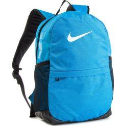 Plecak NIKE - BA5473 482. Niebieskie plecaki damskie Nike, z materiału, sportowe. Za 119.00 zł.