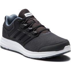 Buty adidas - Galaxy 4 M B43804 Carbon/Cblack/Ftwwht. Czarne buty sportowe męskie Adidas, z materiału. Za 249.00 zł.