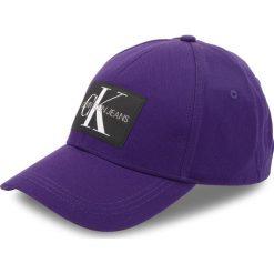 Czapka z daszkiem CALVIN KLEIN JEANS - J Monogram Cap W K40K400753 507. Fioletowe czapki i kapelusze męskie Calvin Klein Jeans, z bawełny. Za 159.00 zł.