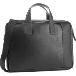 Torba na laptopa CALVIN KLEIN - Elevated Logo Slim Laptop Bag K50K503870 001. Torby na laptopa damskie marki BABOLAT. W wyprzedaży za 459.00 zł.