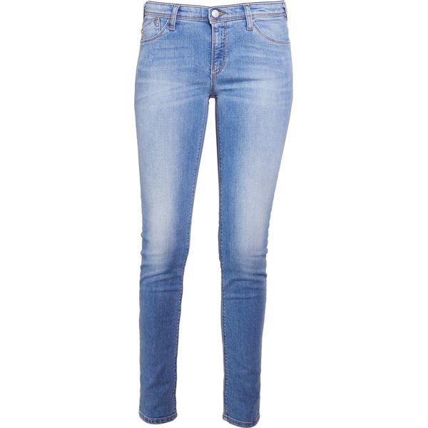 1e8991748cc Emporio Armani Jeans Skinny Fit light blue denim - Jeansy damskie ...