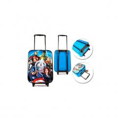 Marvel Avengers Iron Men Walizka Na Kółkach Plecak. Szare torby i plecaki dziecięce Świat Bajek. Za 126.91 zł.