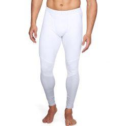 Under Armour Legginsy męskie TB Vanish Legging białe r. S (1306411-100). Spodnie sportowe męskie Under Armour. Za 135.96 zł.