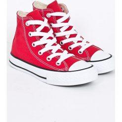 Converse - Trampki dziecięce. Trampki i tenisówki dziewczęce Converse, z materiału. W wyprzedaży za 179.90 zł.