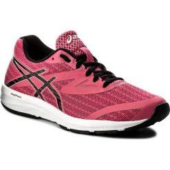 Buty ASICS - Amplica T875N Hot Pink/Black/White 2090. Czerwone obuwie sportowe damskie Asics, z materiału. W wyprzedaży za 199.00 zł.