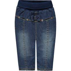 Dżinsy w kolorze niebieskim. Jeansy dla dziewczynek marki bonprix. W wyprzedaży za 99.95 zł.